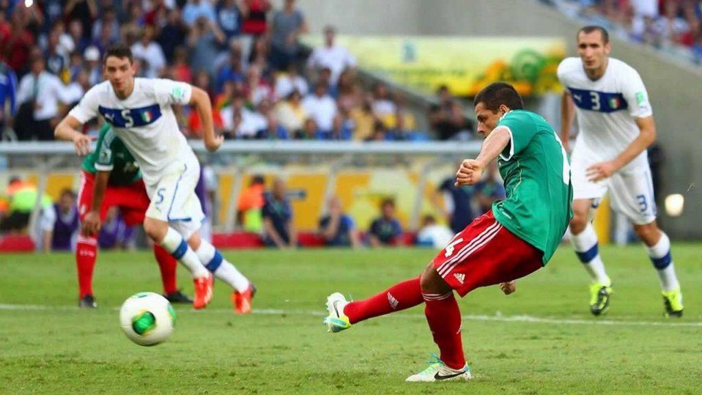 U20 Mexico vs U20 Italia