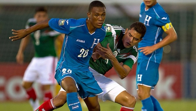 U20 Nhat Ban vs U20 Ecuador 1