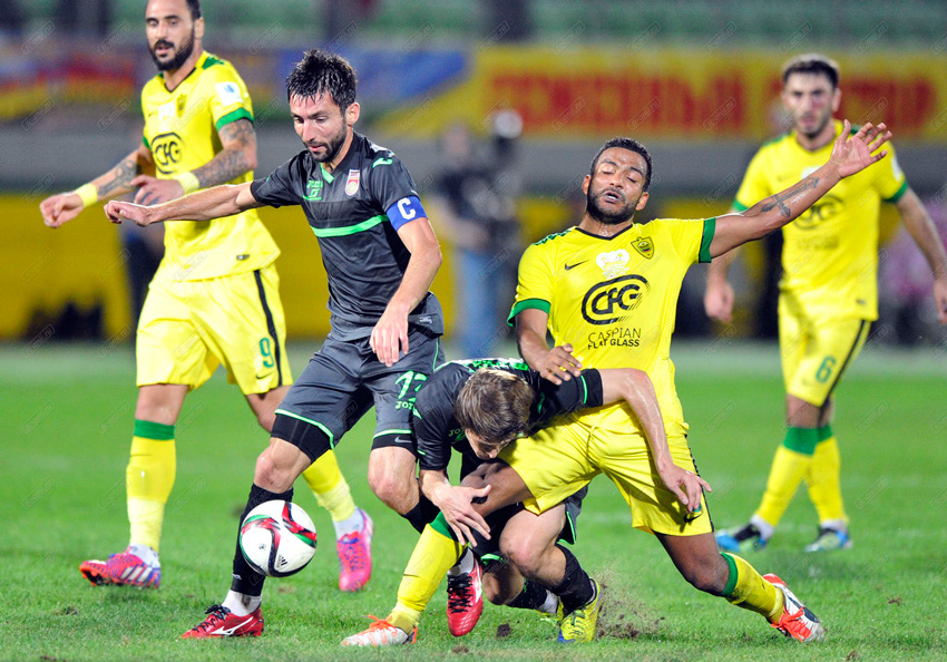 Akhmat Grozny vs Krasnodar