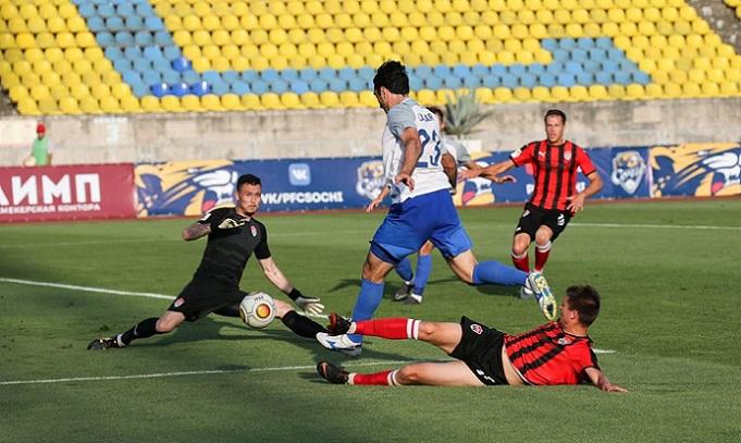 Armavir vs Krasnodar II