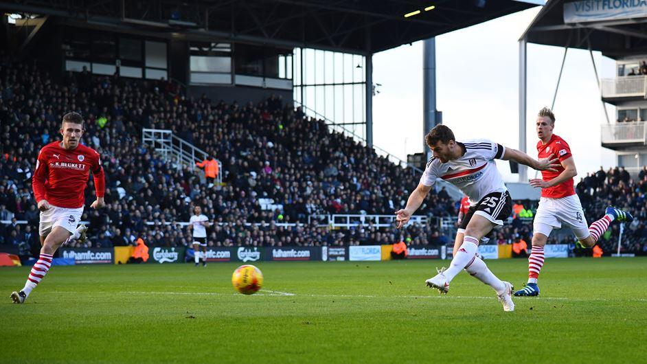 Barnsley vs Fulham