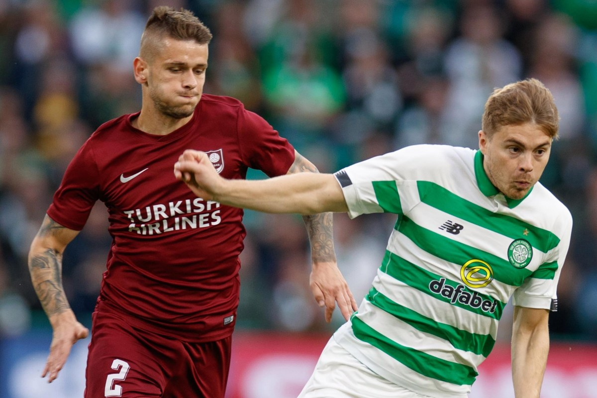 Celtic vs Nomme