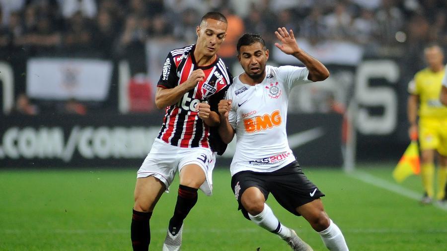 Corinthians vs CSA