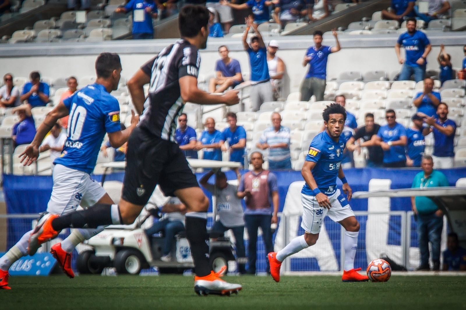 Cruzeiro MG vs Atletico Mineiro