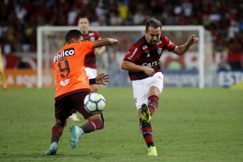 Flamengo vs Atletico Paranaense