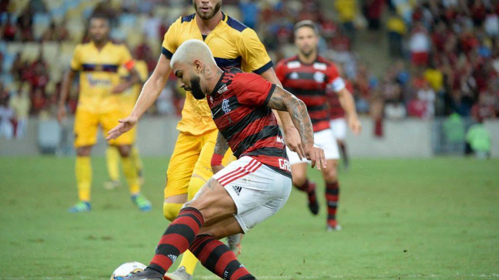Flamengo vs Goias