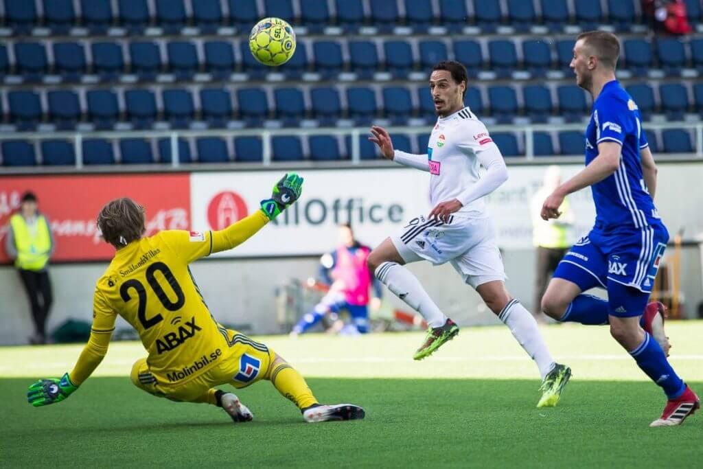 Helsingborgs IF vs Orebro SK