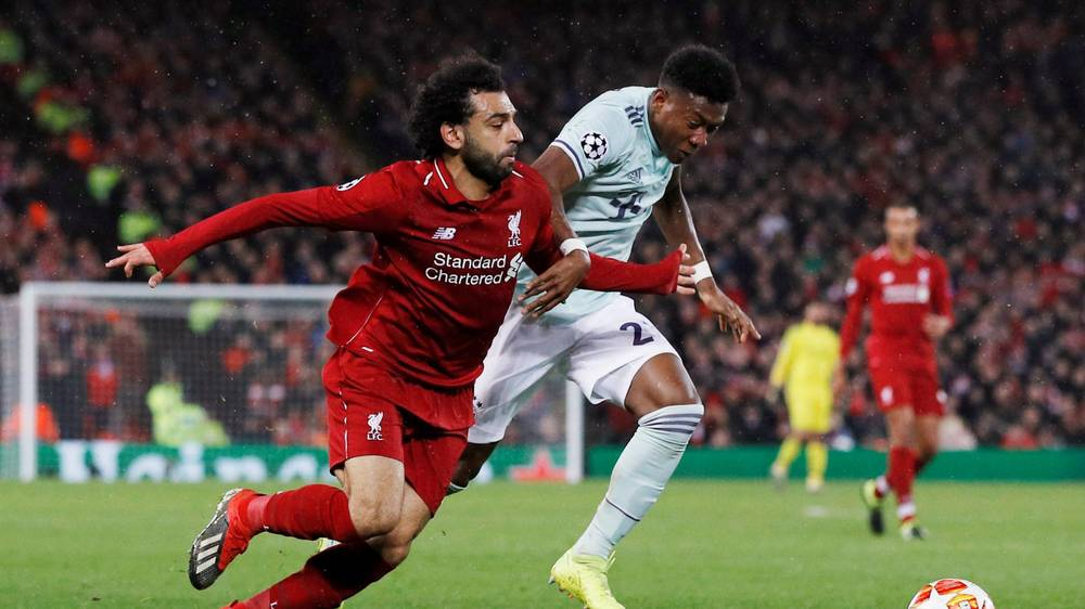 Liverpool vs Lyon