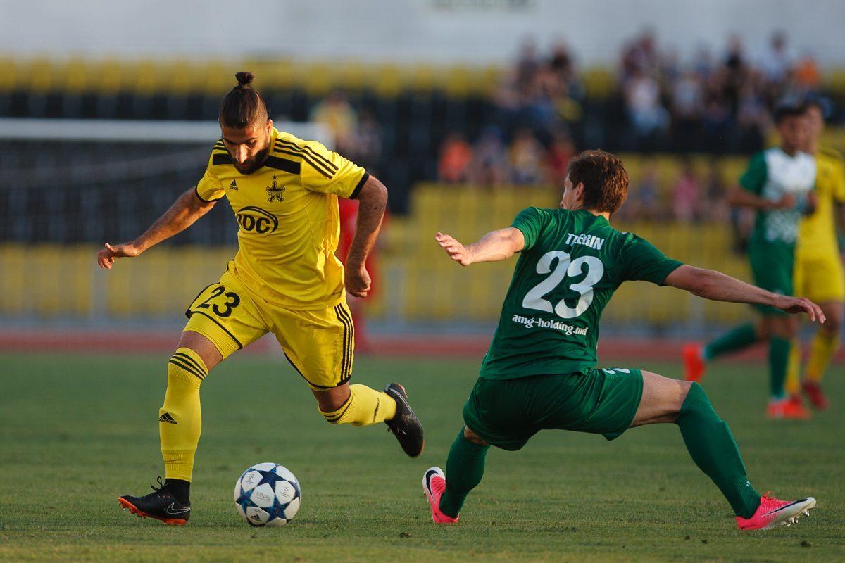 Neftchi Baku vs Speranta Nisporeni