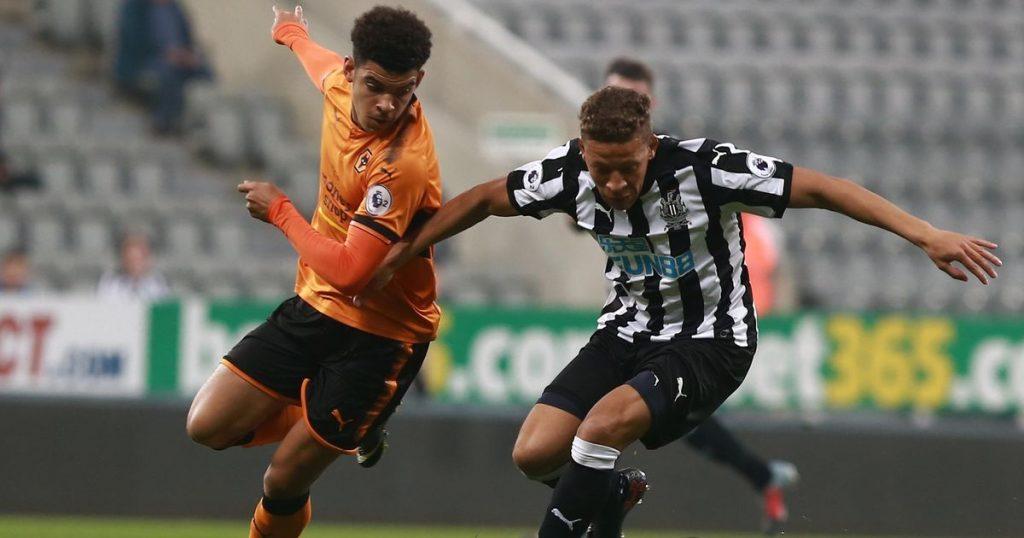 Newcastle United vs Wolverhampton