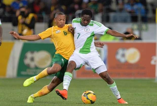 Nigeria vs Nam Phi