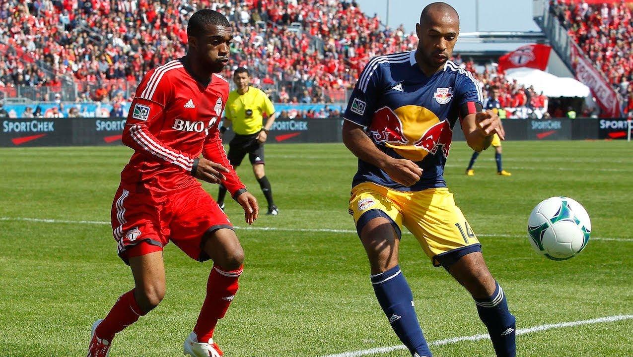 Toronto FC vs New York RB