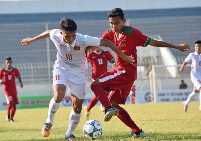 U15 Viet Nam vs U15 Indonesia