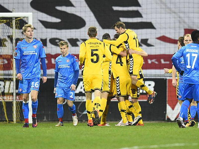 AC Horsens vs AaB Aalborg