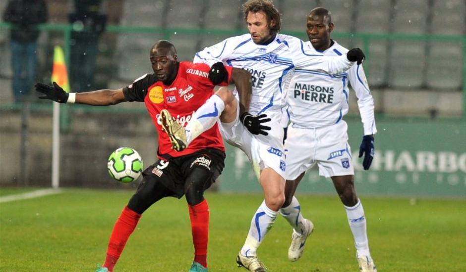 AJ Auxerre vs Guingamp