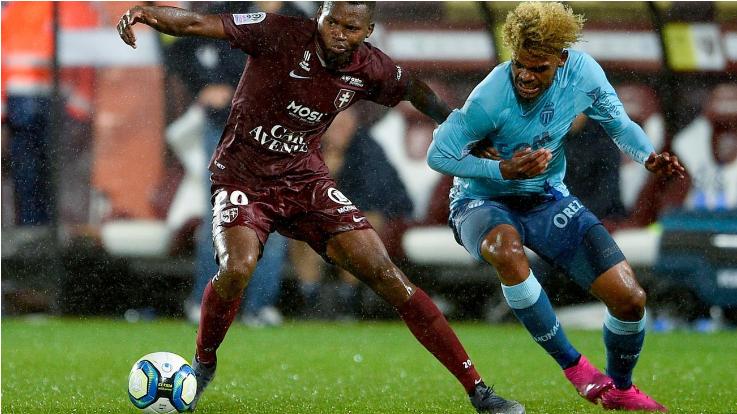 Angers vs Metz