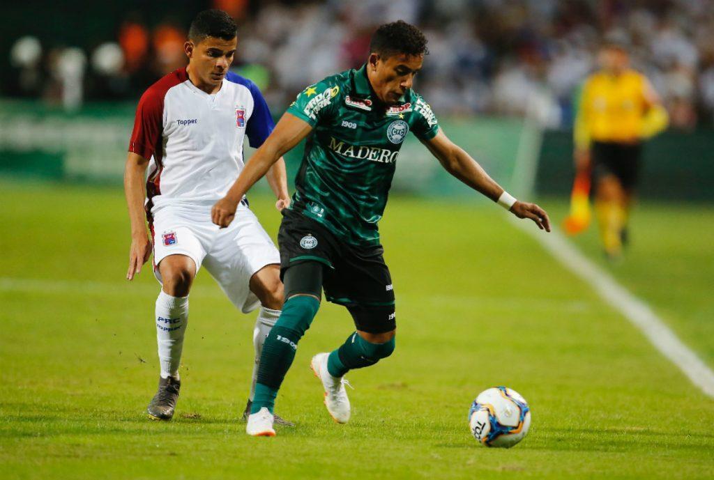CRB vs Bragantino