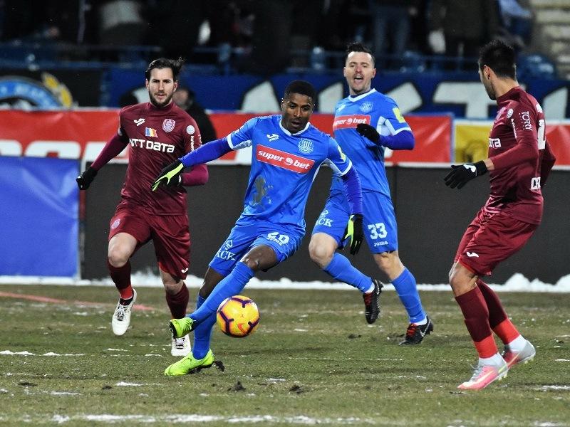 Cluj vs Slavia Praha