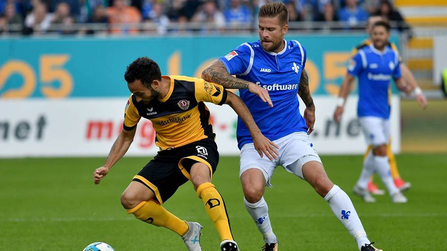 Darmstadt 98 vs Dynamo Dresden