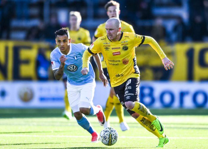 Elfsborg vs Djurgardens