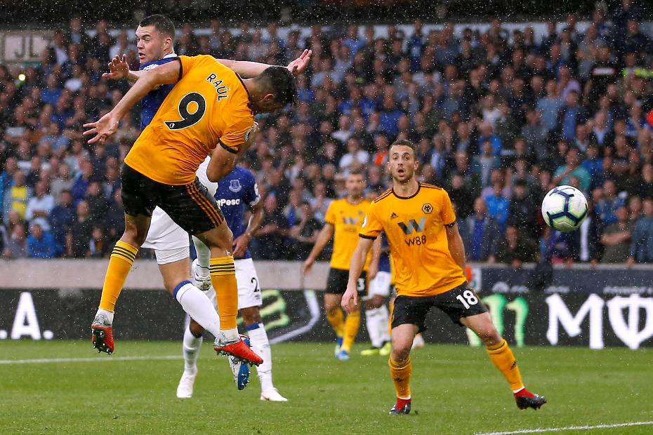Everton vs Wolves