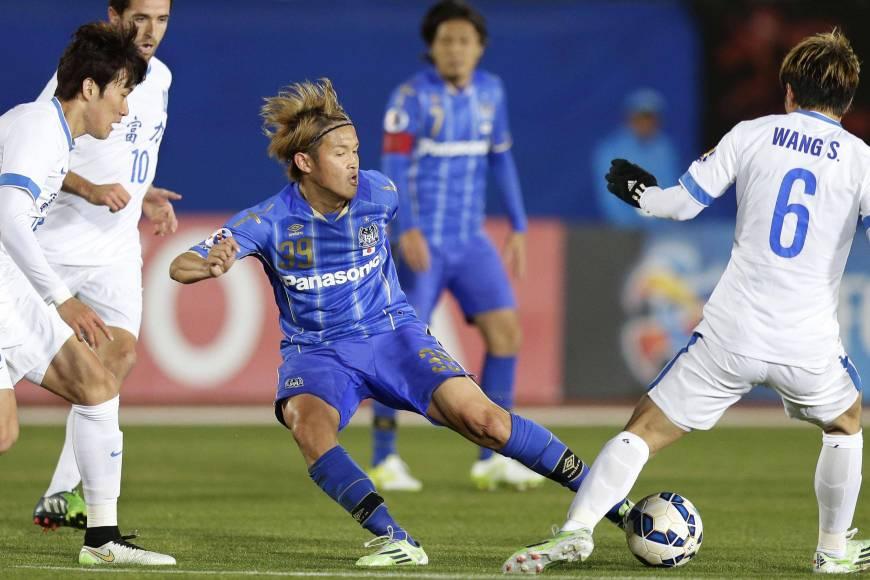 Gamba Osaka vs FC Tokyo
