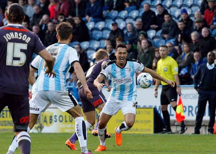 Huddersfield Town vs Derby County
