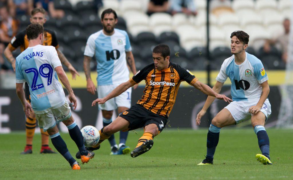 Hull City vs Blackburn Rovers
