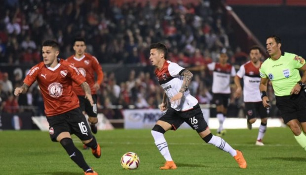 Independiente vs Newells Old Boys