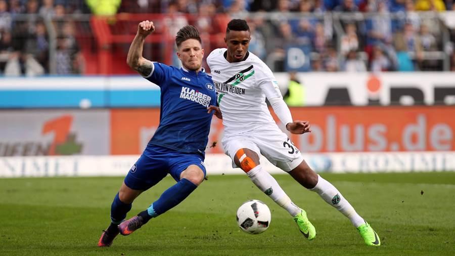 Karlsruher SC vs Hannover