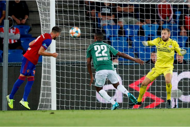 Lask Linz vs Club Brugge