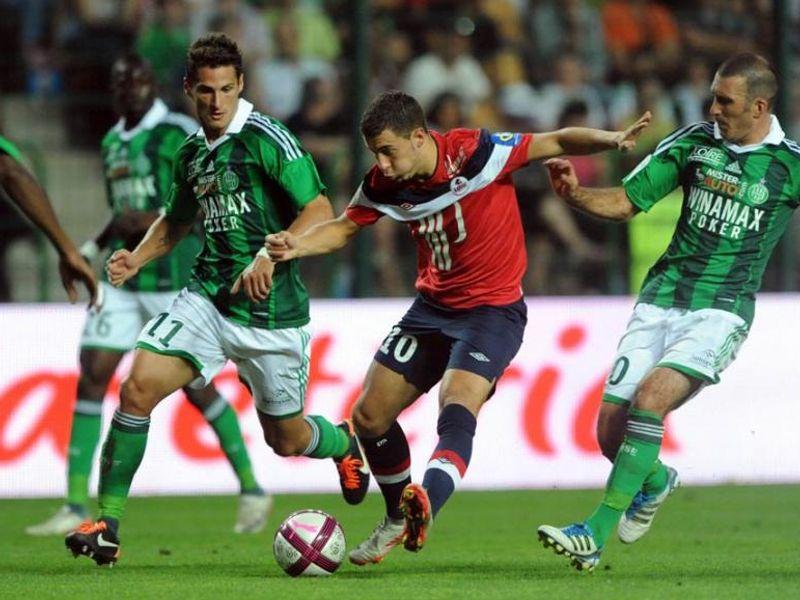 Lille vs Saint Etienne