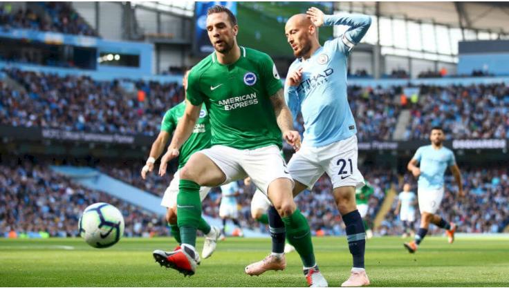 Manchester City vs Brighton