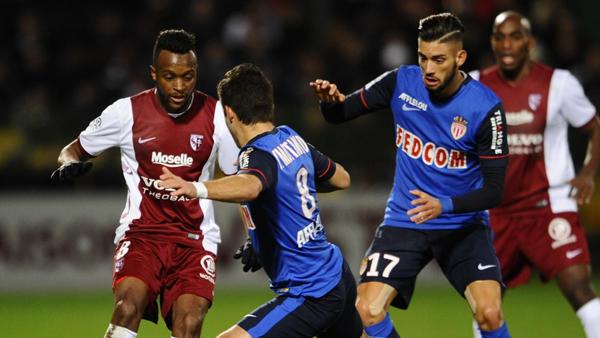 Metz vs AS Monaco