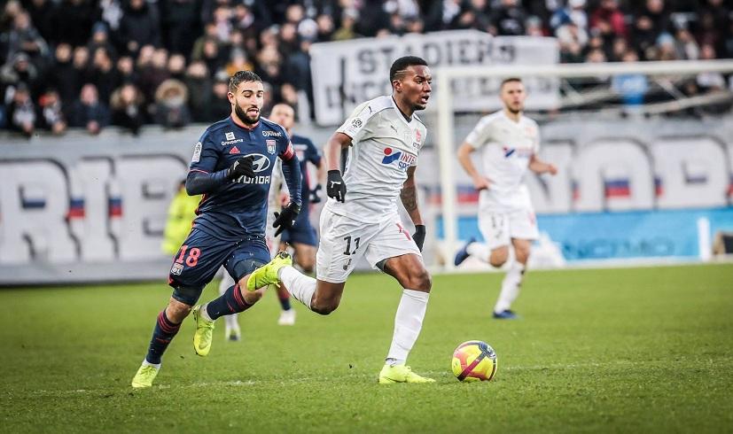 Nice vs Amiens
