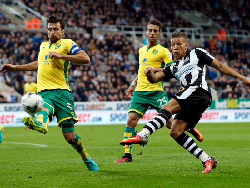 Norwich City vs Newcastle United