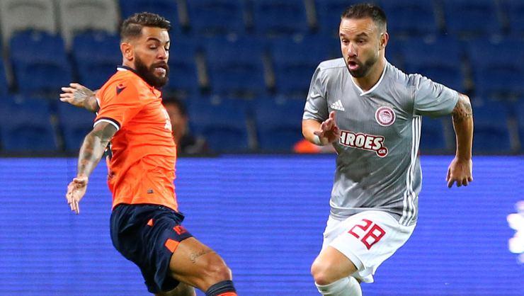 Olympiakos vs Istanbul Basaksehir