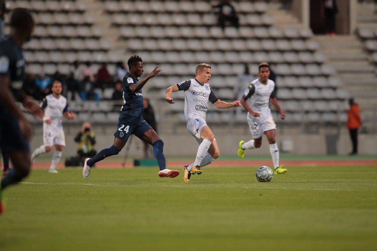 Paris FC vs Chambly