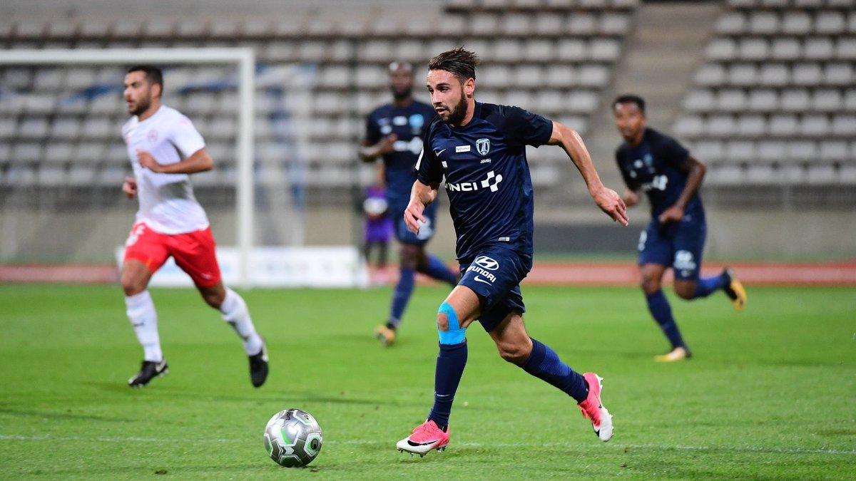Paris FC vs Sochaux