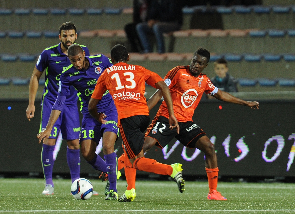 SM Caen vs Lorient