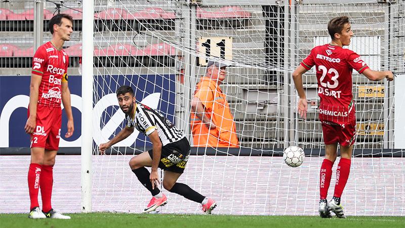 SV Zulte Waregem vs Charleroi