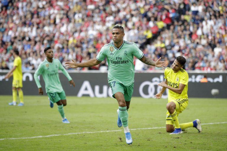 Salzburg vs Real Madrid