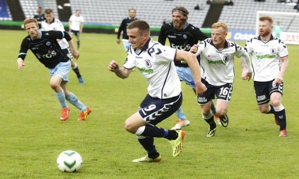 Sonderjyske vs Aarhus