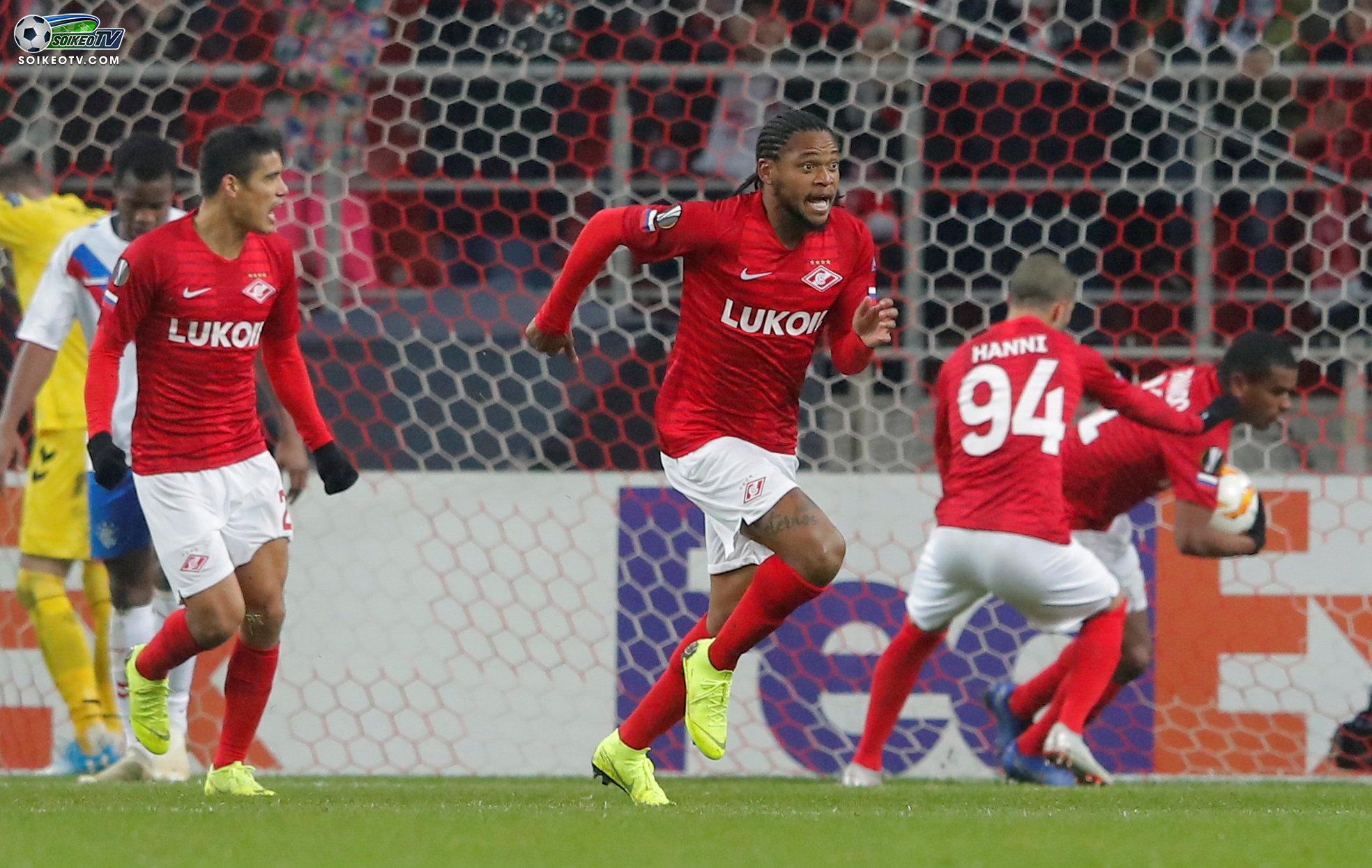 Spartak Moscow vs FC Thun