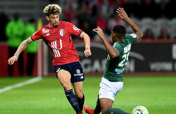 St-Etienne vs Brest