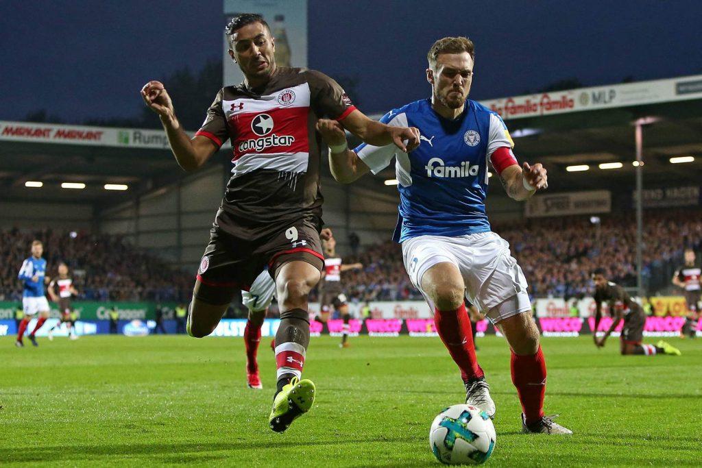 Holstein Kiel St. Pauli