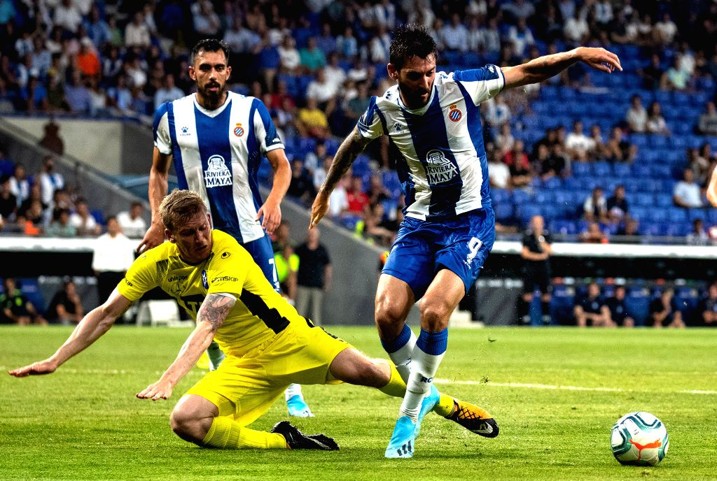 Stjarnan vs Espanyol