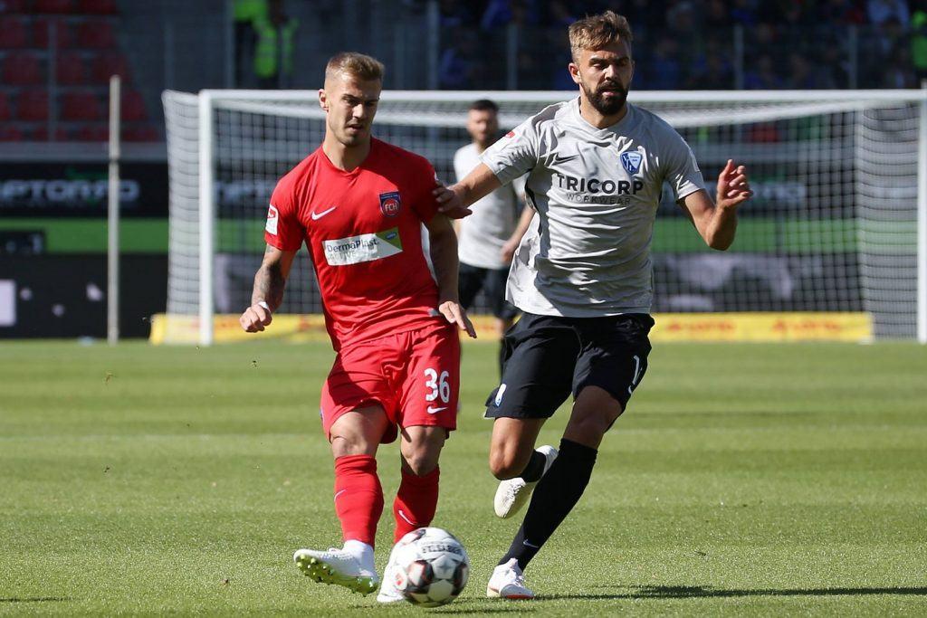VfL Osnabruck vs Darmstadt 98