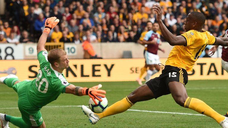 Wolverhampton vs Burnley