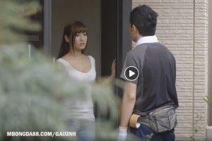 Phim Enomoto Misaki - Gái xinh mặc áo trắng quần Jeans